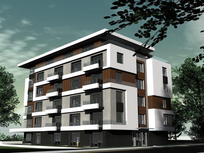 Тристаен апартамент, 164 кв. м, в нова луксозна сграда, кв. Дианабад, гр. София