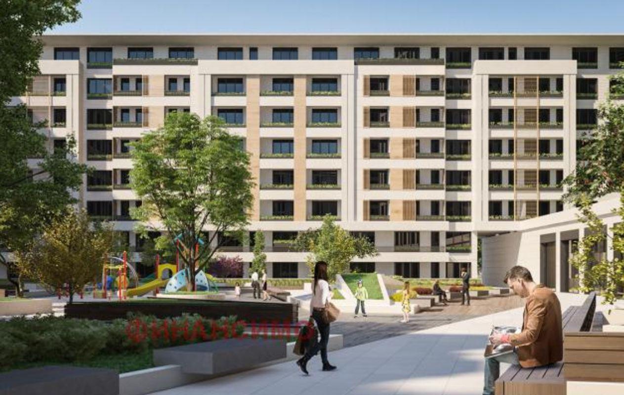 Луксозен двустаен апартамент, ново строителство (пуск 2022), Център, гр. Пловдив