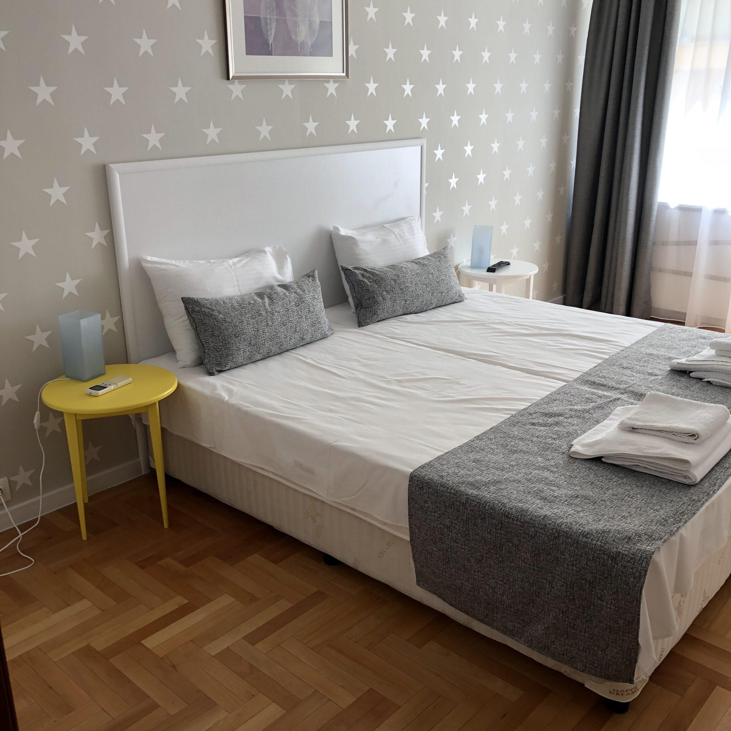 Луксозен двустаен апартамент в сърцето на София