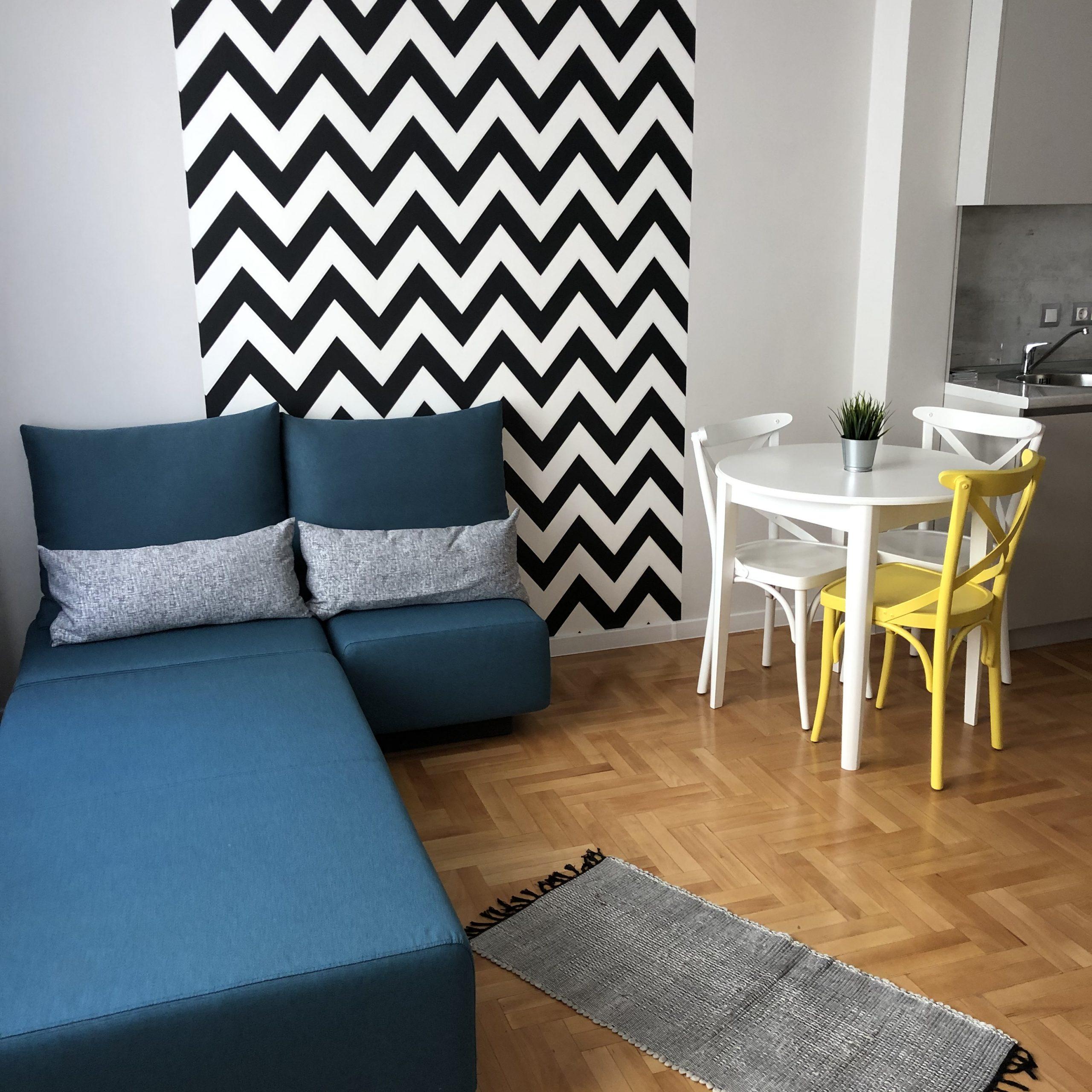 Уютен двустаен апартамент в Стара София, 40 кв.м