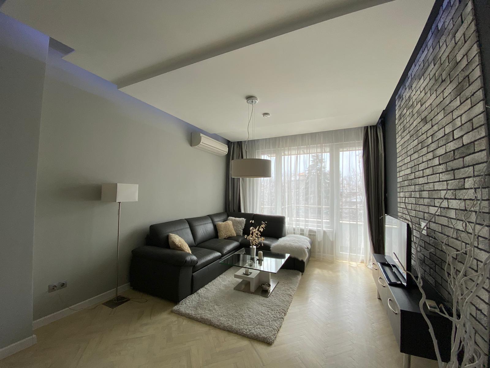 Тристаен апартамент в центъра на София, 80кв.м.